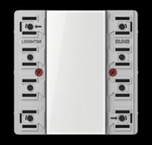 KNX universal push-button module, 4-gang-LS 5094 TSM-01