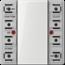 JUNG Push-button extension module-LS 5091 TSEM-01