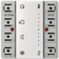JUNG Room controller extension module 2-gang-LS 5178 TSEM-01