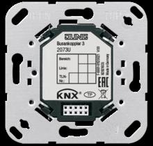 KNX bus coupling unit 3-2073U-01