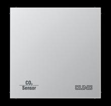 KNX CO2 multi-sensor-LS Range-Metal-CO2 AL 2178-01
