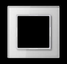 Frame A- Creation glass white - AC 581 GL WW