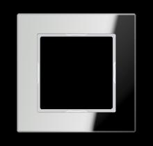 Frame A- Creation glass silver- AC 581 GL SI