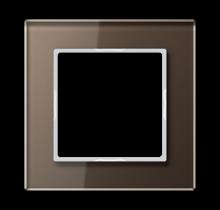 Frame A- Creation glass mocha- AC 581 GL MO