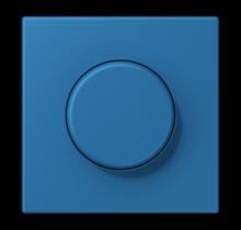 Les Couleurs®-Center plate with knob