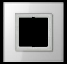 Frame LS PLUS- Glass frame white