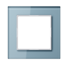 Frame A-Creation- Glass frame BLUE-GREY-AC 581 GL WW
