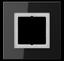 Frame LS PLUS- Glass frame BLACK