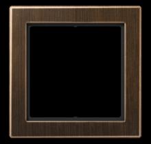 Frame FLAT DESIGN ANTIQUE BRASS