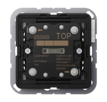 KNX push-button universal 1-gang LS Range-LS CD 10911 ST