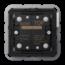 JUNG KNX push-button extension 1-gang LS Range-LS CD 10911 TE