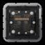JUNG KNX push-button universal 2-gang LS Range-LS CD 10921 ST