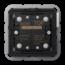 JUNG KNX push-button extension 2-gang LS Range-LS CD 10921 TE