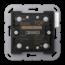 JUNG KNX push-button universal 1-gang A Range-A 10911 ST