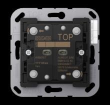 KNX push-button universal 2-gang A Range-A 10921 ST