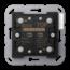 JUNG KNX push-button universal 2-gang A Range-A 10921 ST