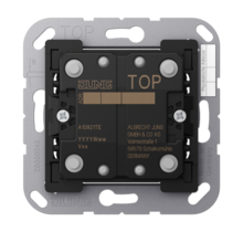 KNX push-button extension 2-gang A Range-A 10921 TE