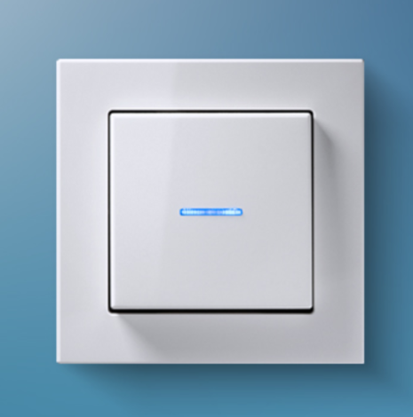 New JUNG KNX F 10 push-buttons