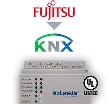 Fujitsu VRF systems to KNX Interface - 16 units