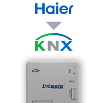 Haier Commercial & VRF systems to KNX Interface - 16 units