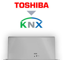 Toshiba VRF systems to KNX Interface - 16 units