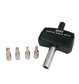 EVO EVO CLE DYNAMOMETRIQUE 3/4/5mm