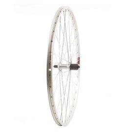 Wheel Shop, Alex X101 Argent/ Shimano Acera FH-T3000, Roue, Arriere, 700C / 622, Trous: 36, QR, 135mm, Sur jante, Shimano HG