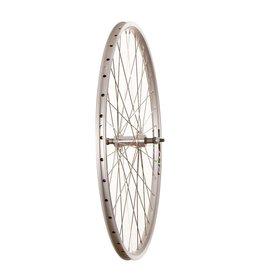Wheel Shop, Evo Tour 19 Argent/ Formula FM-31-QR, Roue, Arriere, 700C / 622, Trous: 36, Boulons, 135mm, Sur jante, Roue libre