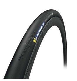 Michelin, Power Road TLR, Pneu, 700x25C, Pliable, Tubeless Ready, X-Race, 4x120TPI, Noir