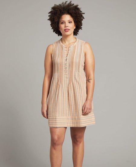 Faherty Isha Dress -