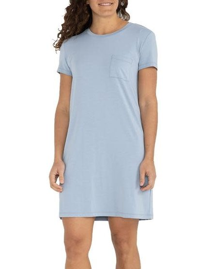 FreeFly Women's Bamboo Flex Pocket Dress -