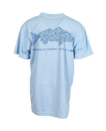 AFTCO Youth Red Alert SS Performance Shirt
