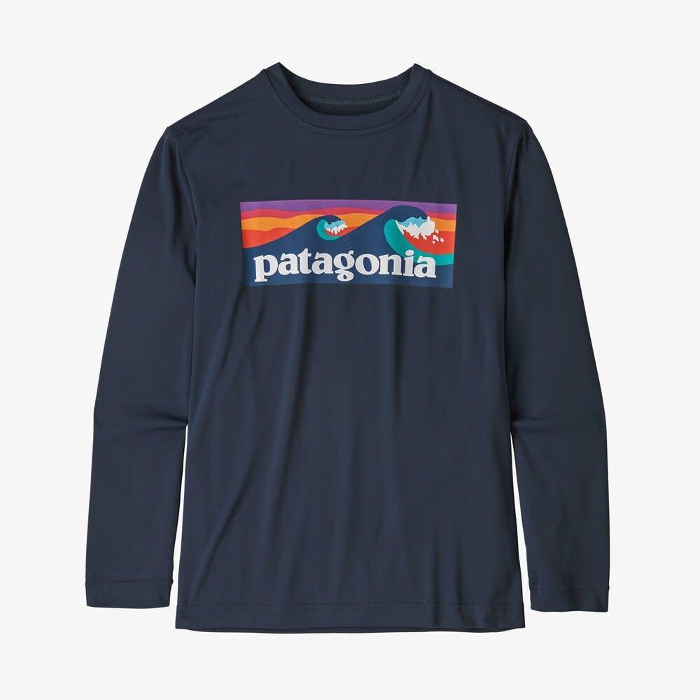 Patagonia Patagonia Boys' L/S Cap Cool Daily T-Shirt