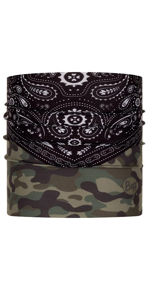 Buff Headwear Buff Dog Neckwear Camo Cash M/L