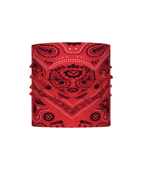Buff Dog Neckwear Cashmere 2 Red M/L