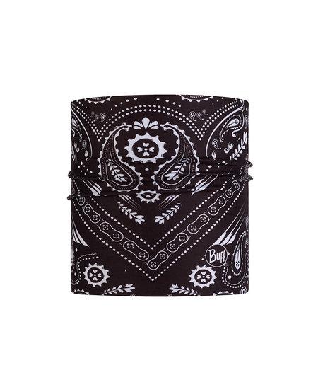 Buff Dog Neckwear Cashmere Black S/M