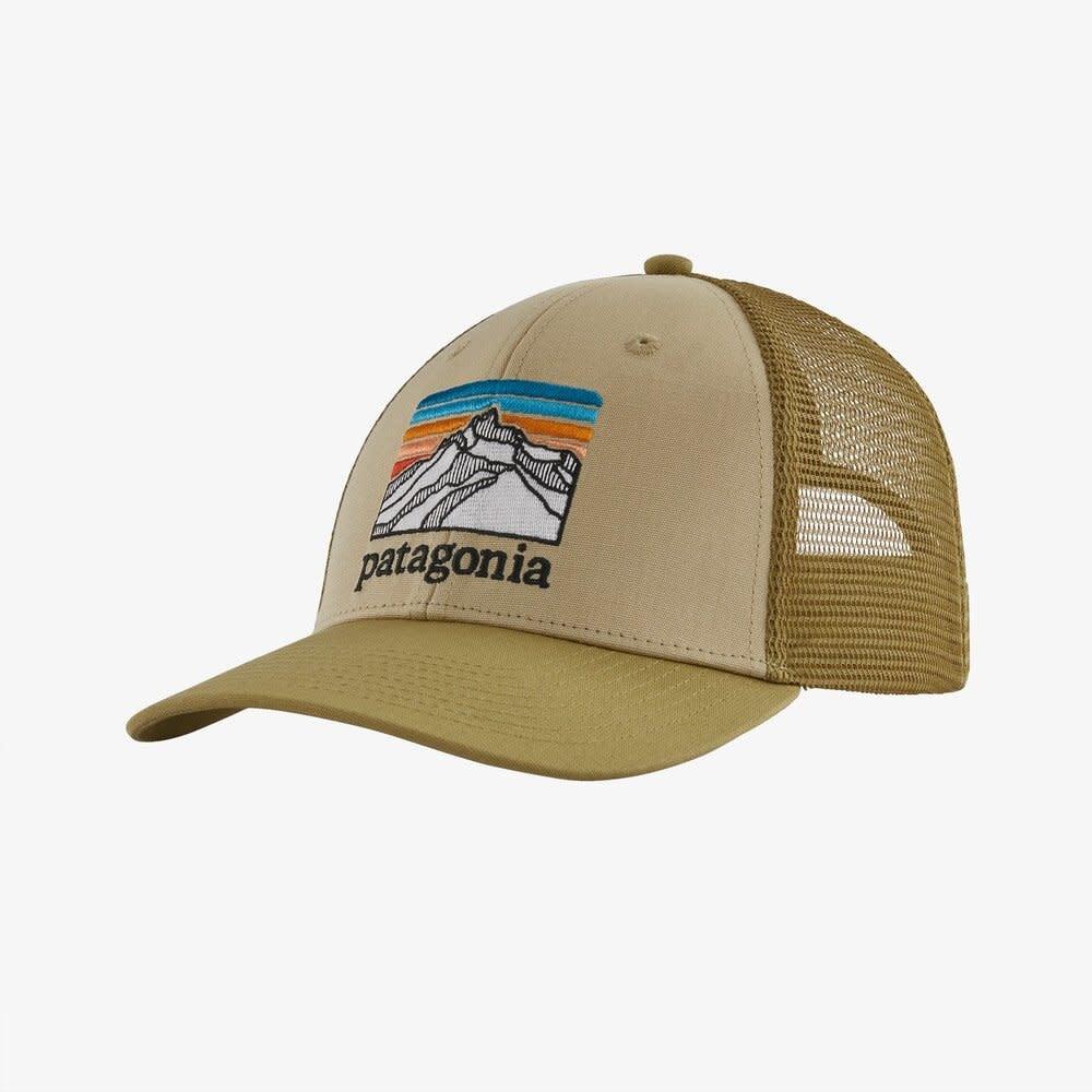 Patagonia Patagonia Line Logo Ridge LoPro Trucker Hat