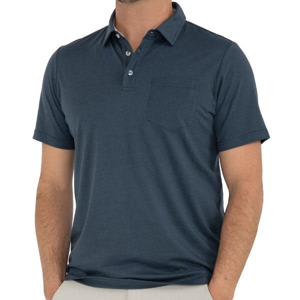 Free Fly FreeFly Men's Bamboo Heritage Polo -
