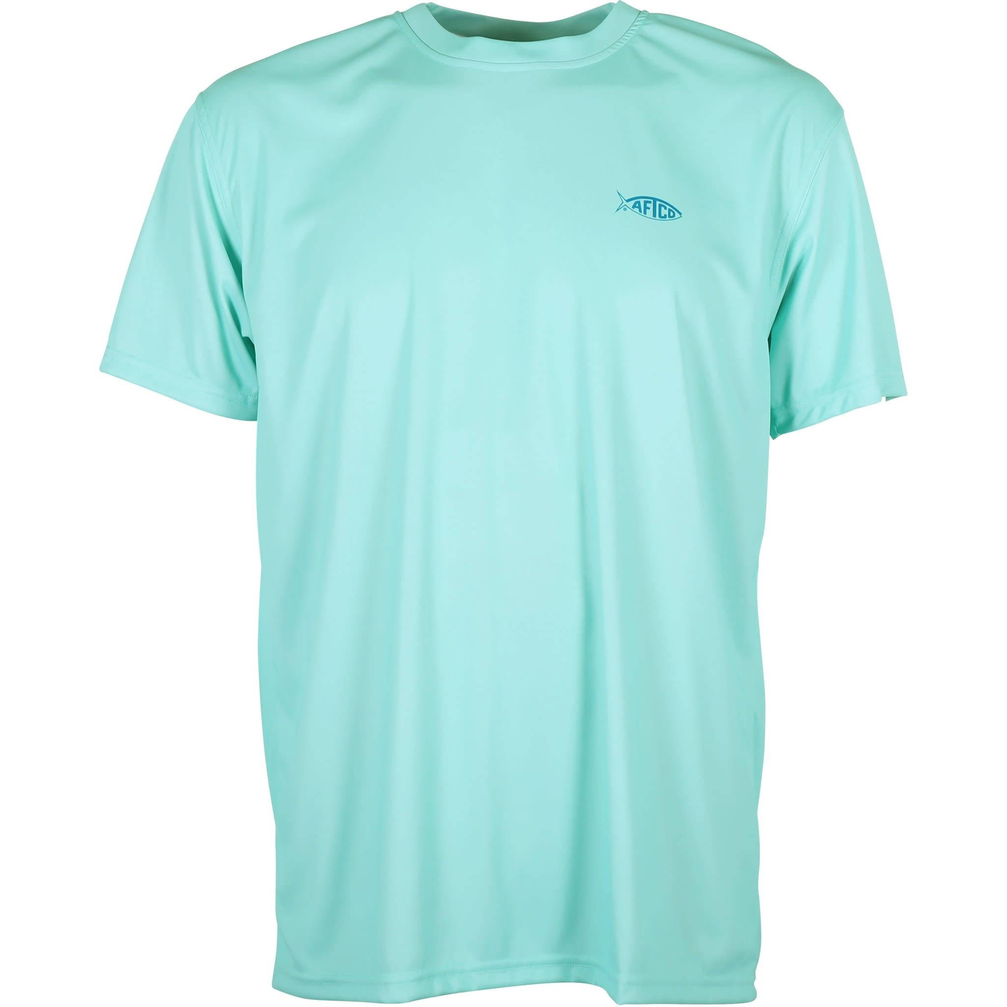 AFTCO Red Alert SS Performance Shirt