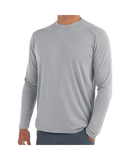 FreeFly Men's Bamboo Midweight Long Sleeve