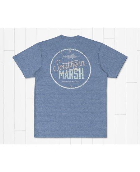 Southern Marsh FieldTec Tee - Marlin Time -