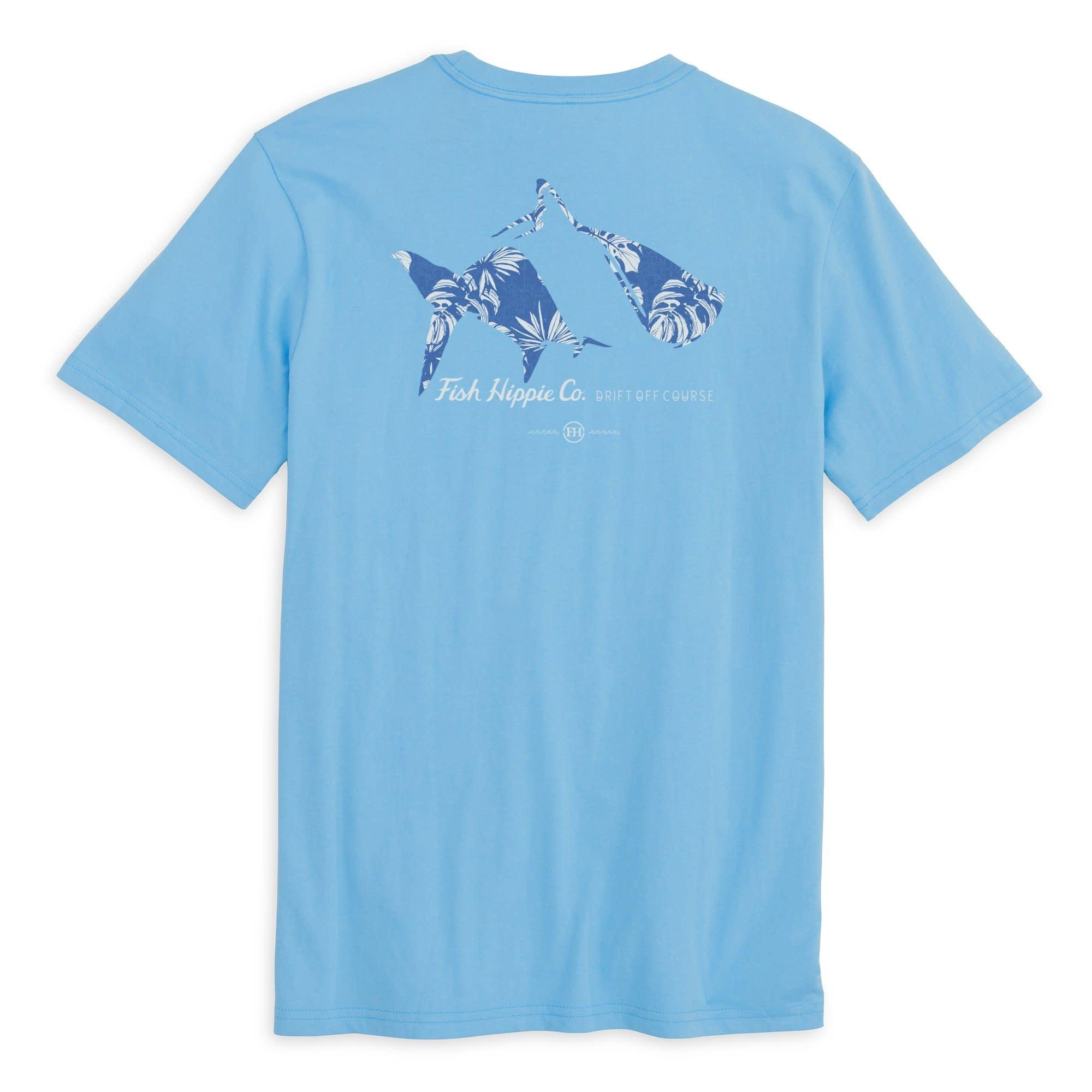 Fish Hippie Fish Hippie Skewed Short Sleeve Tee