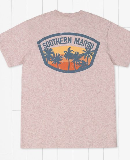 Southern Marsh Fading Fast Tee -