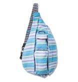 Kavu Interwoven Rope Bag - Baja Stripe