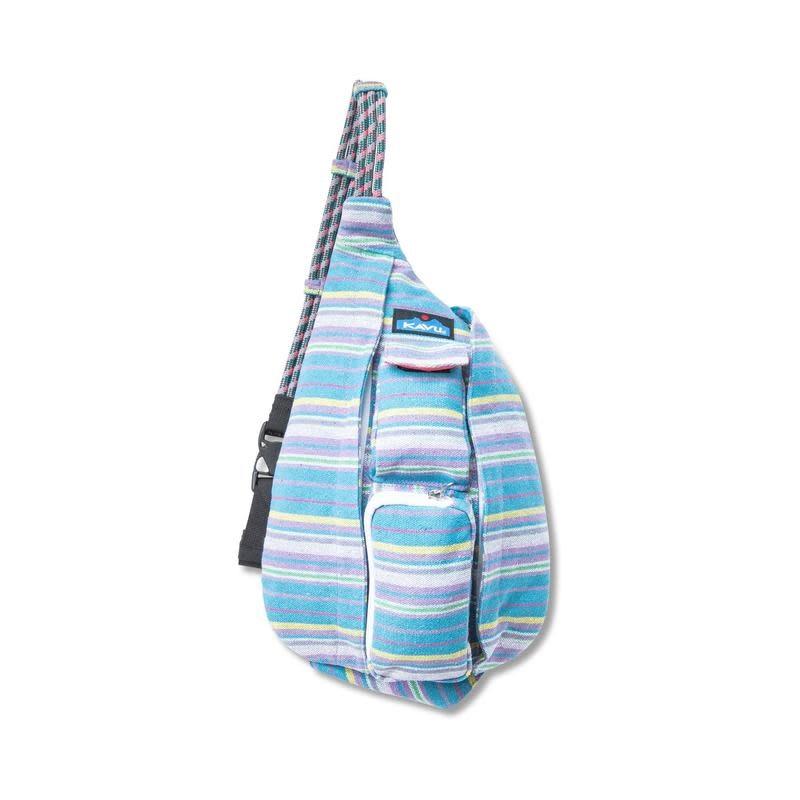 Kavu Mini Interwoven Rope Bag - Baja Stripe