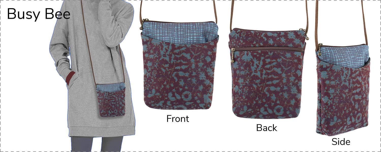 Maruca Designs BUSY BEE #310