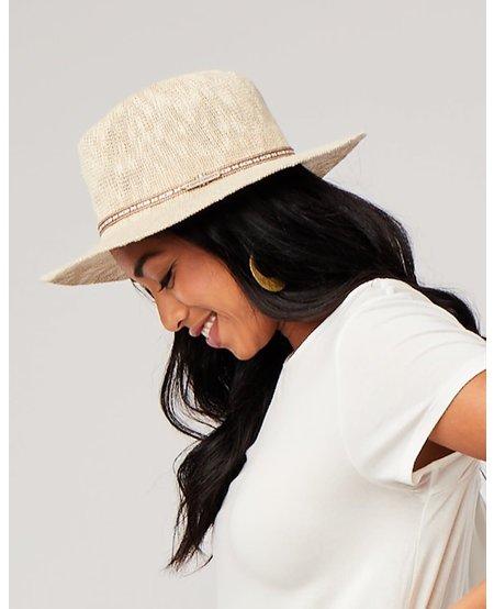 Carve Designs Capistrano Crushable Hat - Natural