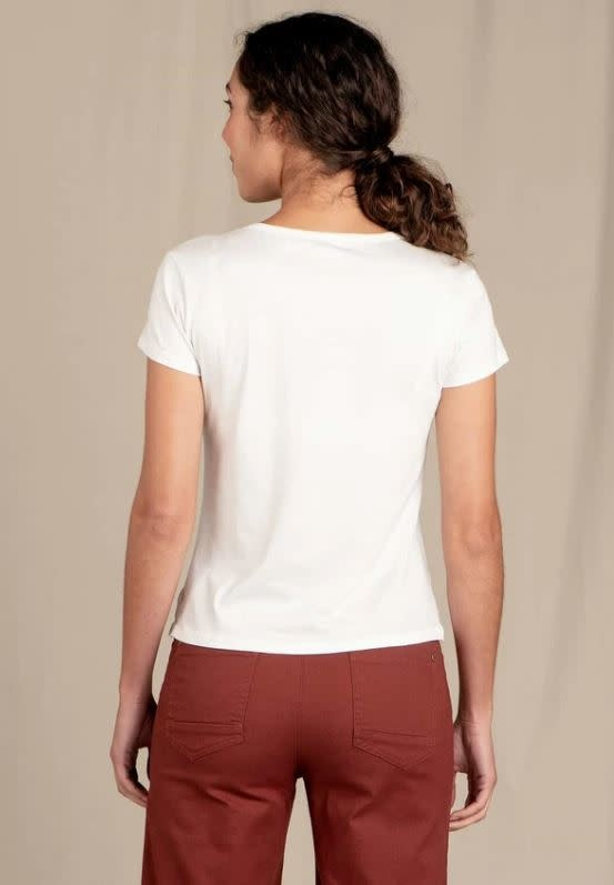 Toad & Co Toad & Co. ROSE SS TEE -