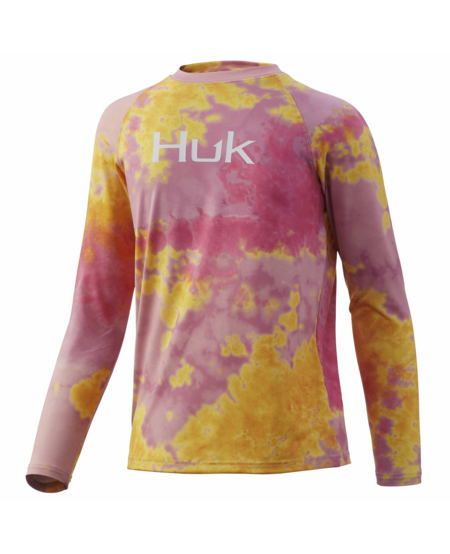 Huk YOUTH TIE DYE PURSUIT