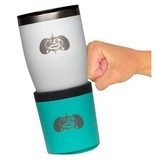 Toadfish Toadfish Anchor Non-tipping Any-beverage Holder - Teal